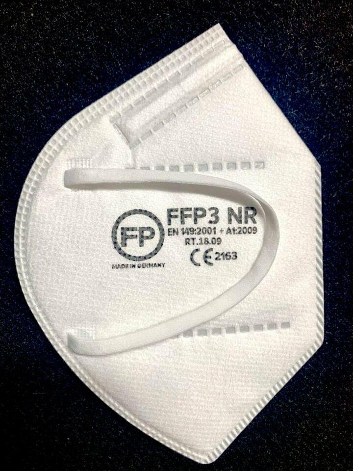 FFP3 Maske aus Deutschland